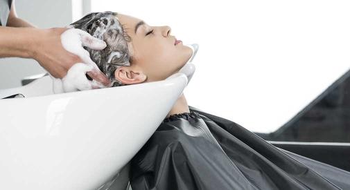 Productos químicos para el cabello